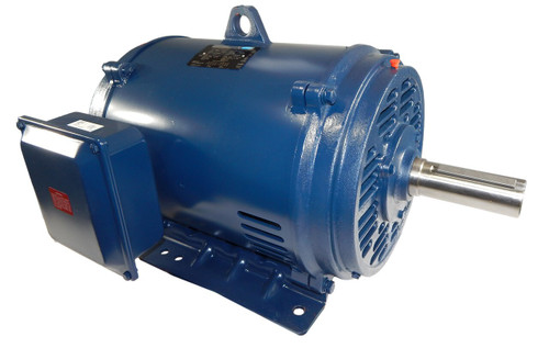 75 hp 1800 RPM 365T Frame 230/460V Open Drip Marathon Electric Motor # GT0084