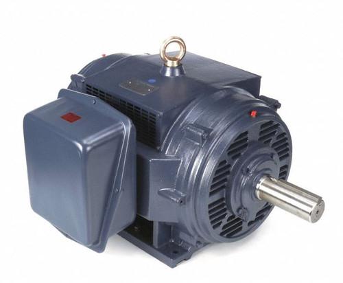 GT0044A Marathon 75 hp 1200 RPM 405T Frame 230/460V Open Drip Marathon Electric Motor