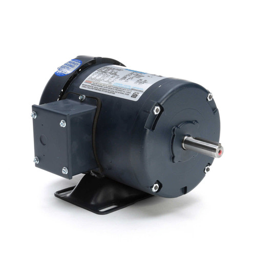 101079.00 Leeson |  1/3 hp 1725 RPM 56 Frame 208-230/460 Volts TEFC