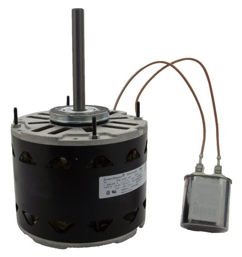 1/2 hp 1075 RPM 3-Speed 48 Frame 208-230V Direct Drive Furnace Motor # EM3588