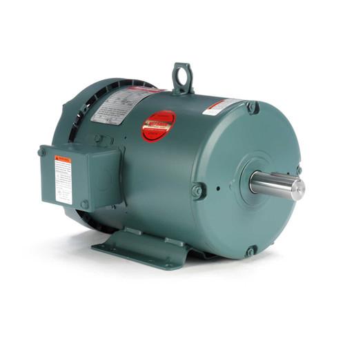 132429.00 Leeson |  1.5 hp 900 RPM 184T Frame 230/460V TEFC