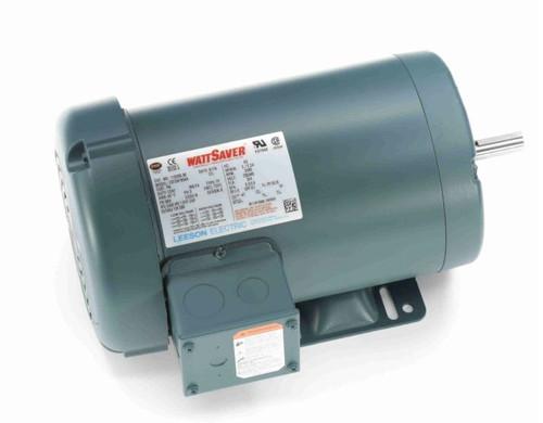 119396.00 Leeson |  3 hp 3600 RPM 56H Frame 230/460V TEFC