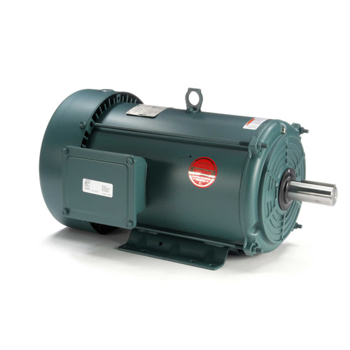140755.00 Leeson |  10 hp 3600 RPM 215T Frame 230/460 Volts TEFC