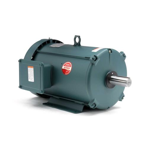 140451.00 Leeson |  10 hp 1760 RPM 215T Frame 230/460 Volts TEFC