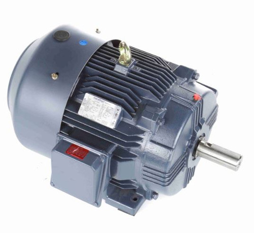 25 hp 1800 rpm 284t frame 230/460v tefc marathon electric motor # gt1028a  electric motor warehouse