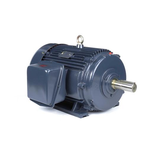 40 hp 3600 RPM 324TS Frame 208-230/460V TEFC Marathon Electric Motor # GT1033A