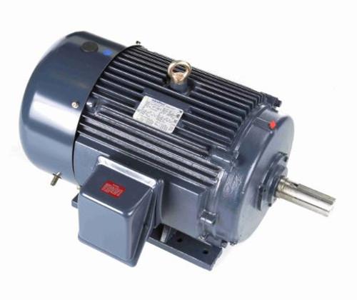 GT1036A Marathon 50 hp 3600 RPM 326TS Frame 230/460V TEFC Marathon Electric Motor