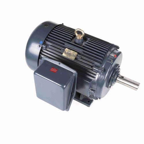 GT1039A Marathon 60 hp 3600 RPM 364TS Frame 230/460V TEFC Marathon Electric Motor
