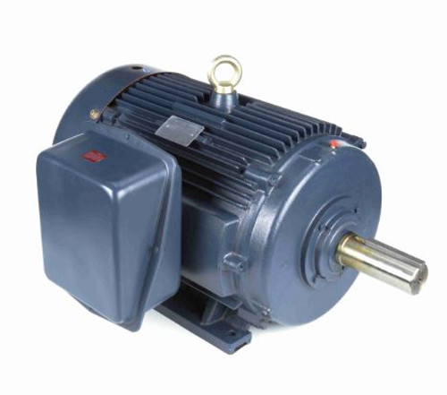 GT1044A Marathon 75 hp 1200 RPM 405T Frame 230/460V TEFC Marathon Electric Motor