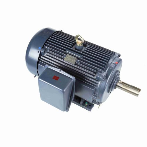 GT1050A Marathon 125 hp 1200 RPM 445T Frame 460V TEFC Marathon Electric Motor