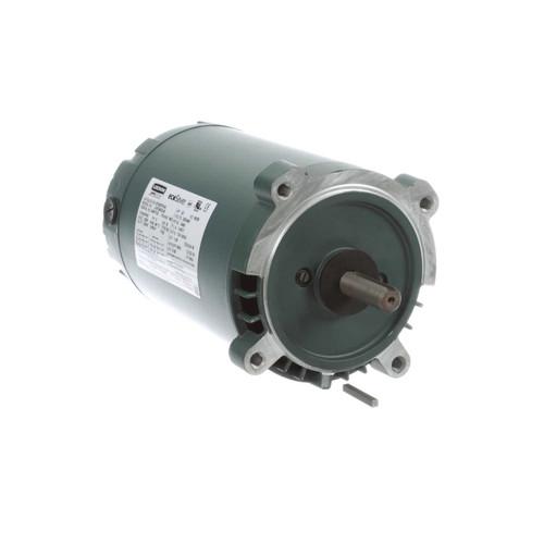 E100375.00 Leeson |  1/3 hp 3600 RPM 56C Frame ODP C-Face (no base) 230/460V