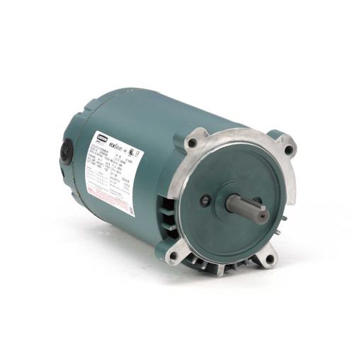 E100056.00 Leeson |  1/2 hp 3600 RPM 56C Frame ODP C-Face (no base) 230/460V