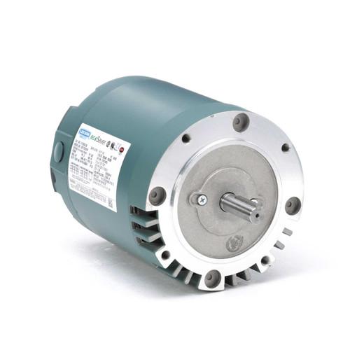 E119352.00 Leeson |  1/2 hp 1800 RPM 56C Frame ODP C-Face (no base) 230/460V