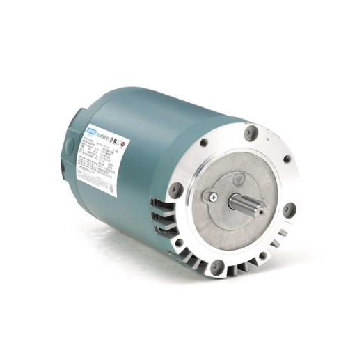 E110437.00 Leeson |  1.5 hp 3600 RPM 56C Frame ODP C-Face (no base) 230/460V