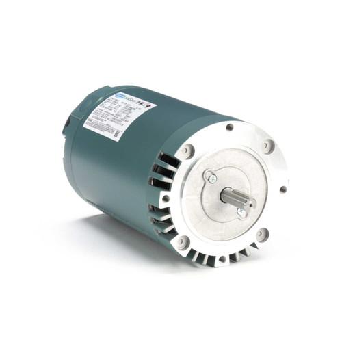 E113894.00 Leeson |  2 hp 3600 RPM 56C Frame ODP C-Face (no base) 230/460