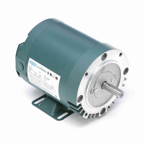 E103021.00 Leeson |  1/3 hp 1800 RPM 56C Frame ODP C-Face (rigid Base) 230/460V