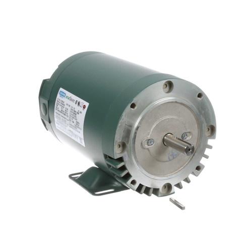 E116785.00 Leeson |  1.5 hp 3600 RPM 56C Frame ODP C-Face (rigid Base) 230/460V
