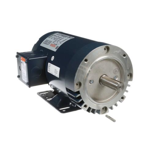 U401A Marathon 3 hp 3600 RPM 145TC Frame ODP C-Face (rigid Base) 230/460V Marathon Electric Motor