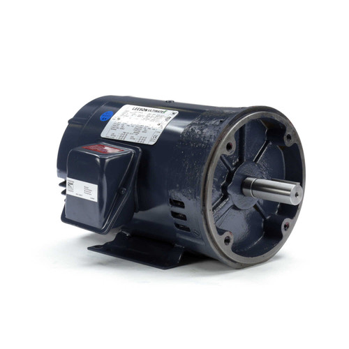 GT0212 Marathon 5 hp 3600 RPM 182TC Frame ODP C-Face (rigid Base) 230/460V Marathon Electric Motor
