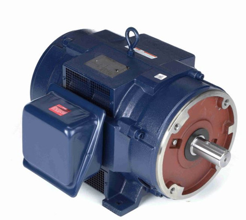 U440A Marathon 25 hp 1800 RPM 286TSC Frame ODP C-Face (rigid Base) 230/460V Marathon Electric Motor