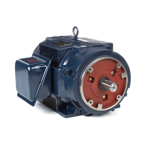 MU442A Marathon 30 hp 1800 RPM 286TSC Frame ODP C-Face (rigid Base) 230/460V Marathon Electric Motor