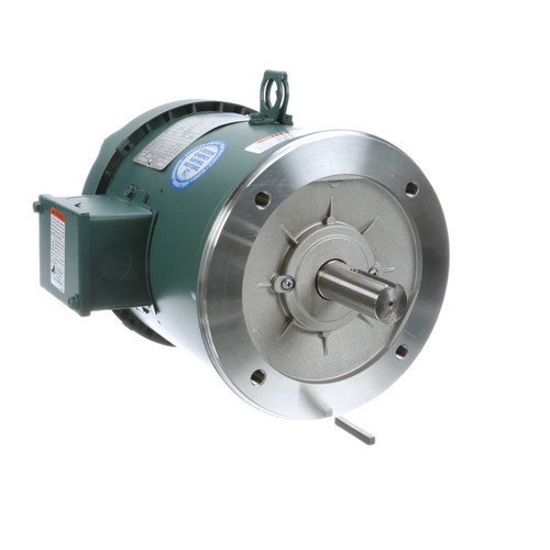 132433.00 Leeson |  3 hp 3600 RPM 182TC Frame TEFC C-Face (No Base) 208-230/460V