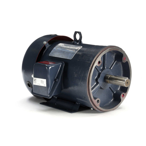 GT1208A Marathon 2 hp 1200 RPM 184TC Frame TEFC C-Face (Rigid Base) 230/460V Marathon Electric Motor