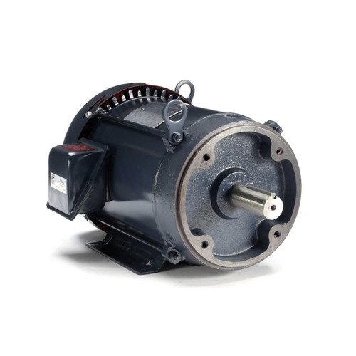 GT1211A Marathon 3 hp 1200 RPM 213TC Frame TEFC C-Face (Rigid Base) 230/460V Marathon Electric Motor