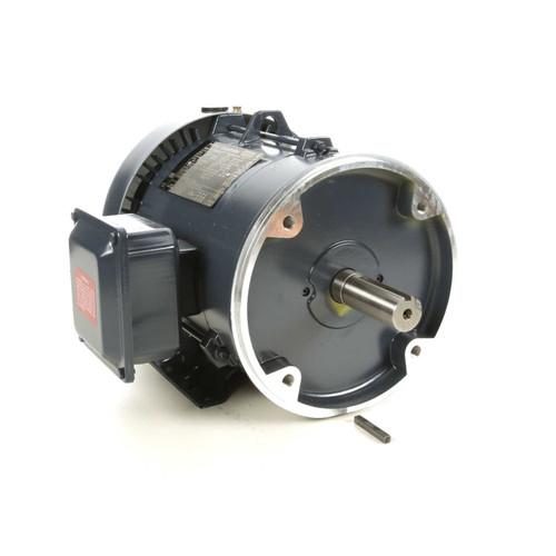 GT1213A Marathon 5 hp 1800 RPM 184TC Frame TEFC C-Face (Rigid Base) 230/460V Marathon Electric Motor