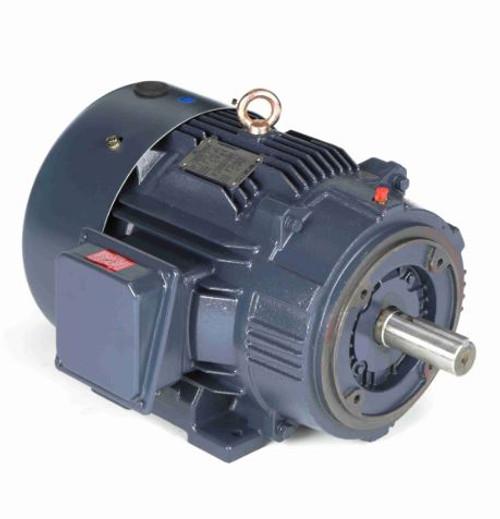 GT1224A Marathon 20 hp 3600 RPM 256TC Frame TEFC C-Face (Rigid Base) 230/460V Marathon Electric Motor