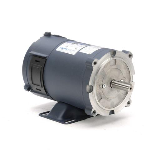 108046.00 Leeson |  1/3 hp 1800 RPM 56C Frame 12 Volts DC TENV