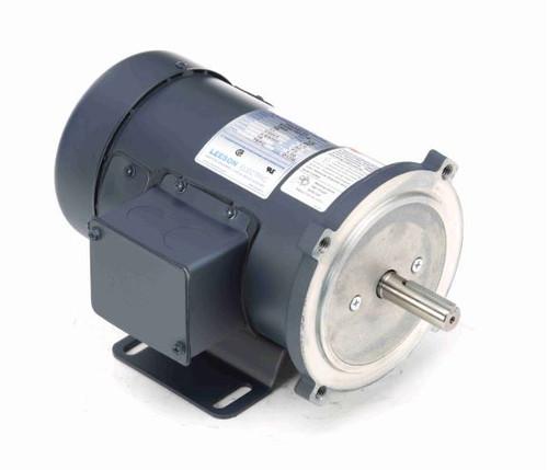 1/2 hp 1800 RPM 56C Frame 48V DC TEFC Leeson Electric Motor # 098382