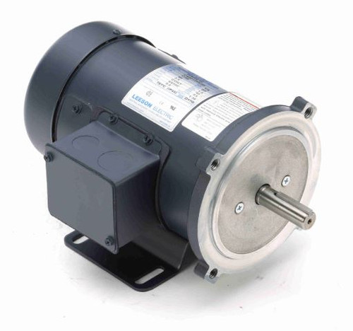 098002.00 Leeson |  1/4 hp 1800 RPM 90 Volts DC 56C Frame TEFC