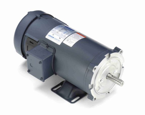 108023.00 Leeson |  1 hp 1800 RPM 180 Volts DC 56C Frame TEFC