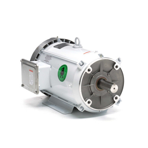 140821.00 Leeson |  10 hp 1800 RPM 215TC Frame TEFC 230/460V Wash Down Duty