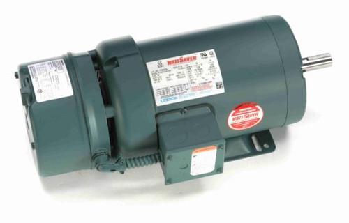 122246.00 Leeson |  1.5 hp 1800 RPM 145T Frame TEFC Brake Motor 208-230/460V