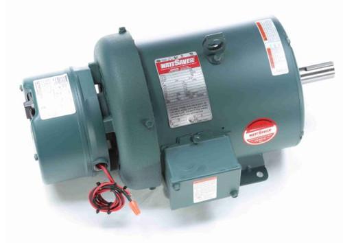132475.00 Leeson |  3 hp 1800 RPM 182T Frame TEFC Brake Motor 230/460V