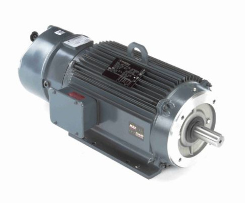 C407A Marathon 7.5 hp 1800 RPM 213TC Frame TENV C-Face (Rigid Base) Brake Motor 230/460V Marathon  Motor