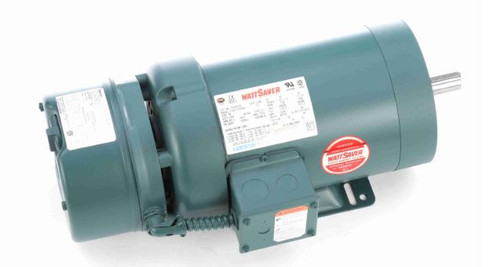 1.5 hp 1800 RPM 145TC Frame TEFC C-Face (Rigid Base) Brake Motor 230/460V Leeson Motor # 122249