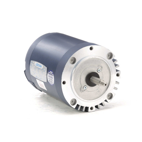 113891.00 Leeson |  1.5 hp 3600 RPM 56J Frame ODP C-Face (No Base) 208-230/460V