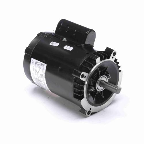 Oil Burner Motor 3/4 hp 3450 RPM 48CZ Frame 115/230V Century # OL1072D