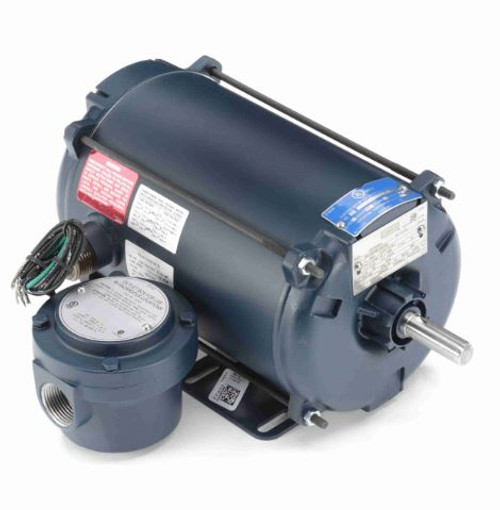 111932.00 Leeson |  1/3 hp 1725 RPM 56 208-230/460V TENV Explosion Proof