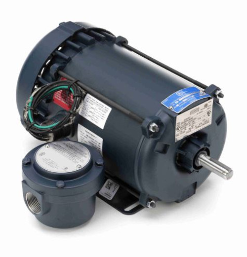 111923.00 Leeson |  3/4 hp 1725 RPM 56 208-230/460V TEFC Explosion Proof