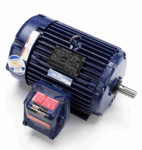 U061A Marathon 5 hp 3600 RPM 184T 230/460V TEFC Explosion Proof Marathon Electric Motor