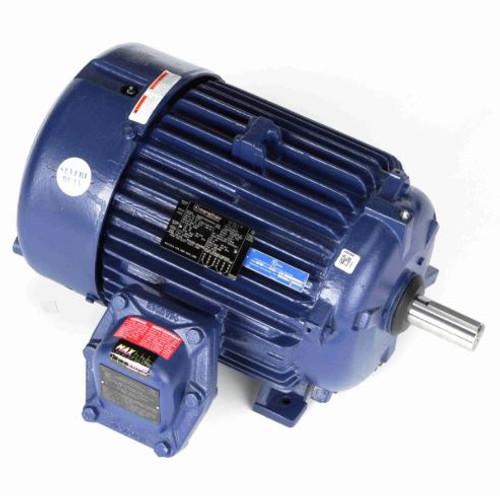 E505 Marathon 20 hp 3600 RPM 256T 230/460V TEFC Explosion Proof Marathon Electric Motor