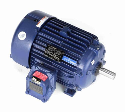 20 hp 1800 RPM 256T 230/460V TEFC Explosion Proof Marathon Electric Motor # E506