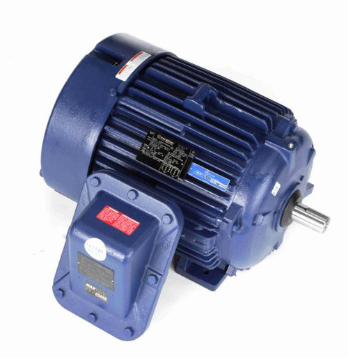 25 hp 3600 RPM 284TS 230/460V TEFC Explosion Proof Marathon Electric Motor # E546