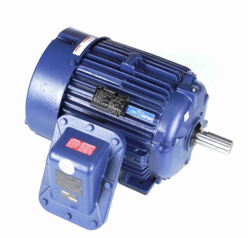 25 hp 1800 RPM 284T 230/460V TEFC Explosion Proof Marathon Electric Motor # E547
