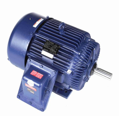 E567 Marathon 40 hp 1800 RPM 324T 230/460V TEFC Explosion Proof Marathon Electric Motor