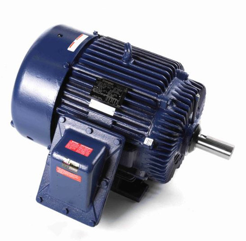 50 Hp 1800 Rpm 326t 230  460v Tefc Explosion Proof Marathon Electric Motor   E570